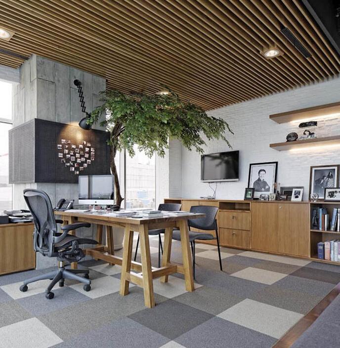 有趣的辦公空間設計