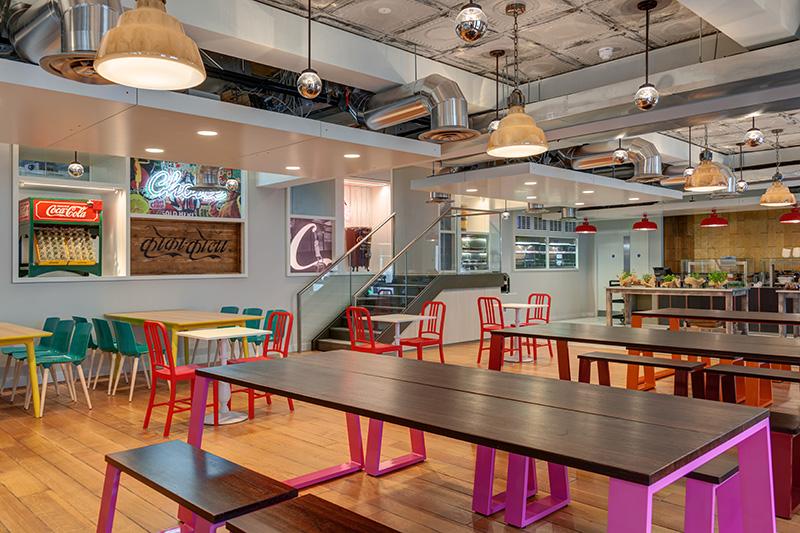 最貼切的辦公空間設計理念