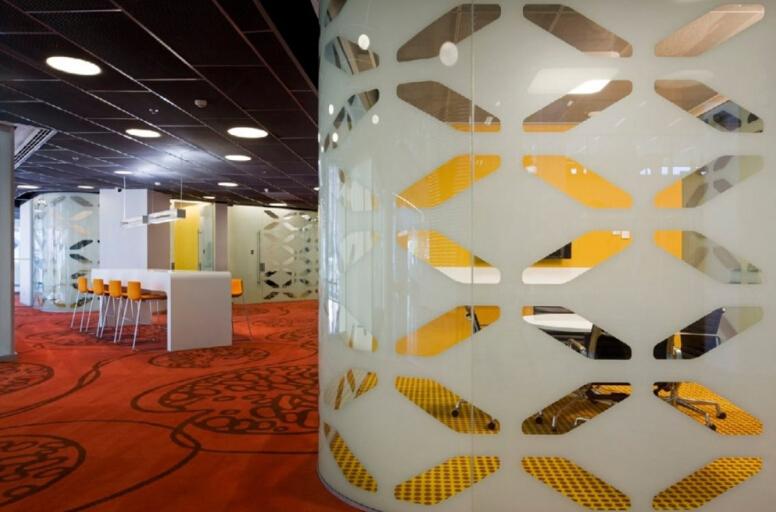新型辦公方式 新型時尚辦公空間