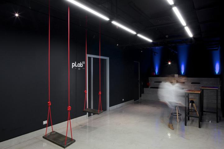 特色辦公空間設計裝飾輔助人性化設計思維