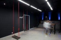 浦东新区世界广场600平办公室装修设计案例