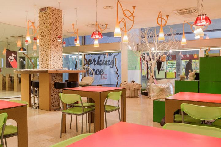 辦公空間設計師夢幻的伊甸園