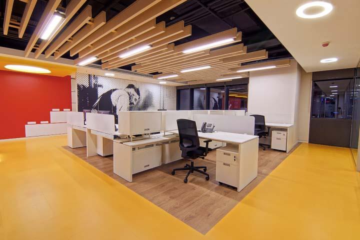 創意辦公空間設計的主題