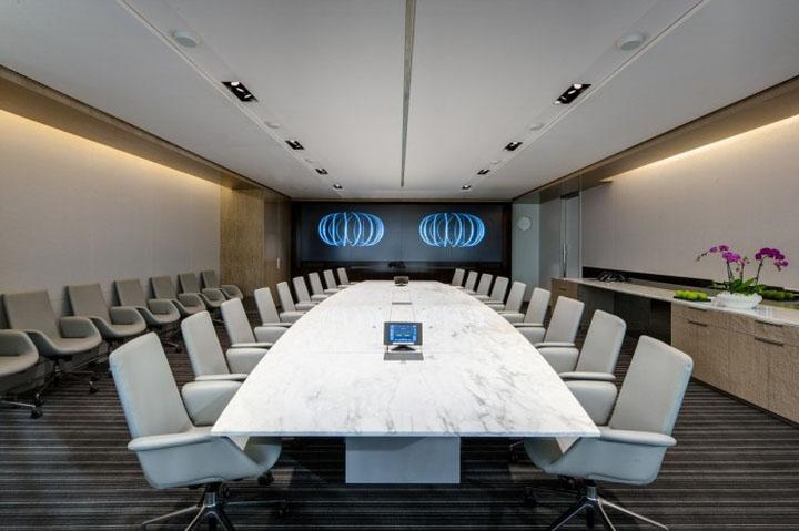 靈活多樣的辦公區設計方式