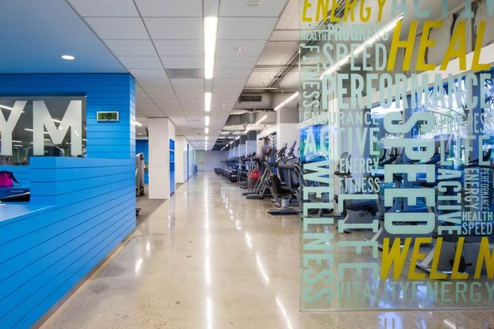 美國洛杉磯最大的辦公空間設計