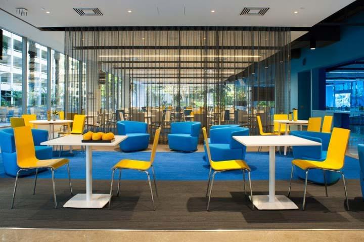 改進工作環境的辦公空間設計