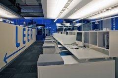 华润时代广场680平办公室装修案例