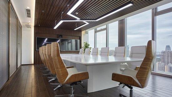 北京办公室装修背后的设计和风水