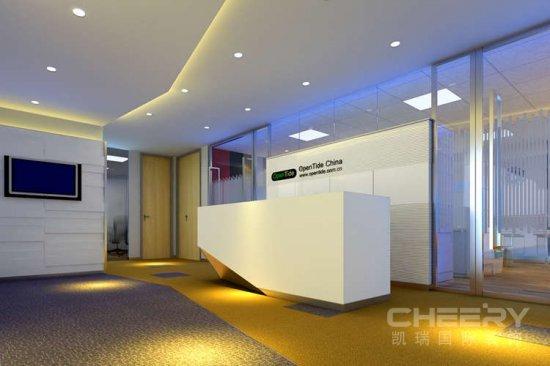 办公装修工程照明灯具-LED天花灯