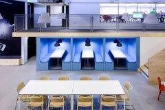 宝山办公室装修-写字楼装修设计效果
