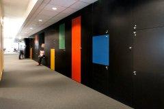 老板办公室设计-写字楼装修效果