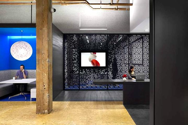 上海写字楼装修- Adobe美國三藩市辦公室設計案例