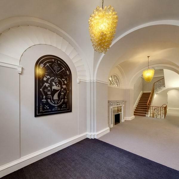 上海办公楼装修- 輕奢北歐風辦公設計,一間充滿藝術感的辦公室