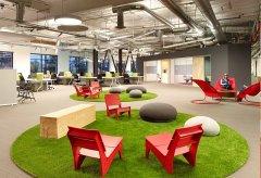 <b>上海写字楼装修设计800平米办公室装修效果</b>