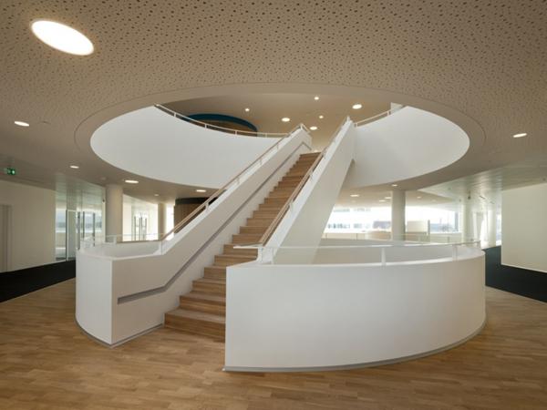上海办公楼装修- 現代古典寫字樓設計,丹麥Horten律師事務所總部辦公樓
