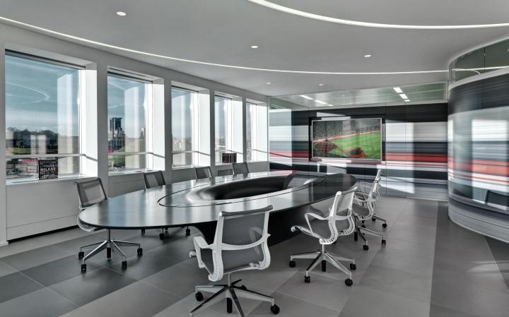 上海办公楼装修- 集辦公、消費於一體的辦公設計,AC米蘭新總部