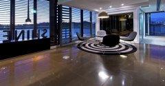 上海杨浦1500平米办公室装修设计图片