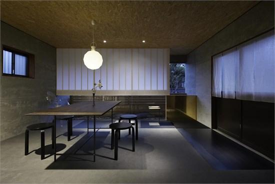 上海写字楼装潢- 枯山水景:Enzo畫廊辦公空間