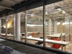 上海办公楼装潢-创意办公室设计效果魅力