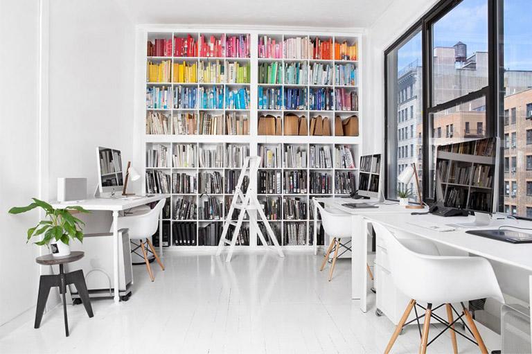 上海写字楼装修- 看看天才设计师组合的办公室设计