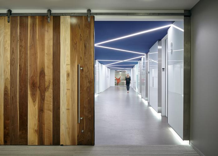 上海写字楼装修- RiseInteractive芝加哥办公室设计