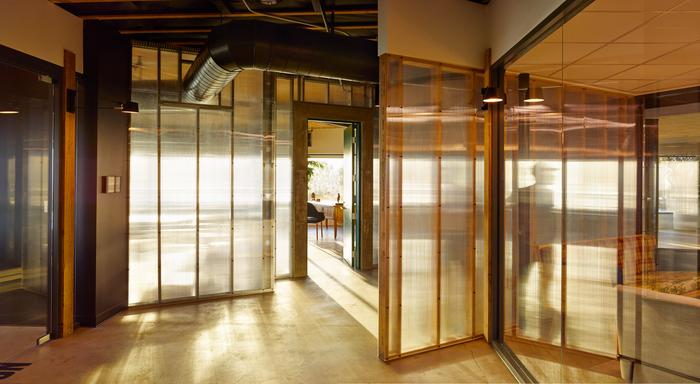 上海写字楼装修- Procore加州办公空间设计
