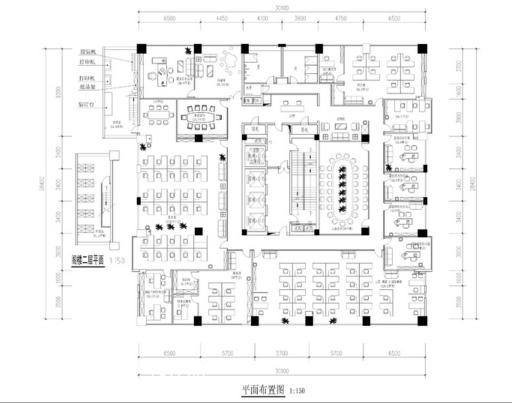 办公室设计规范图