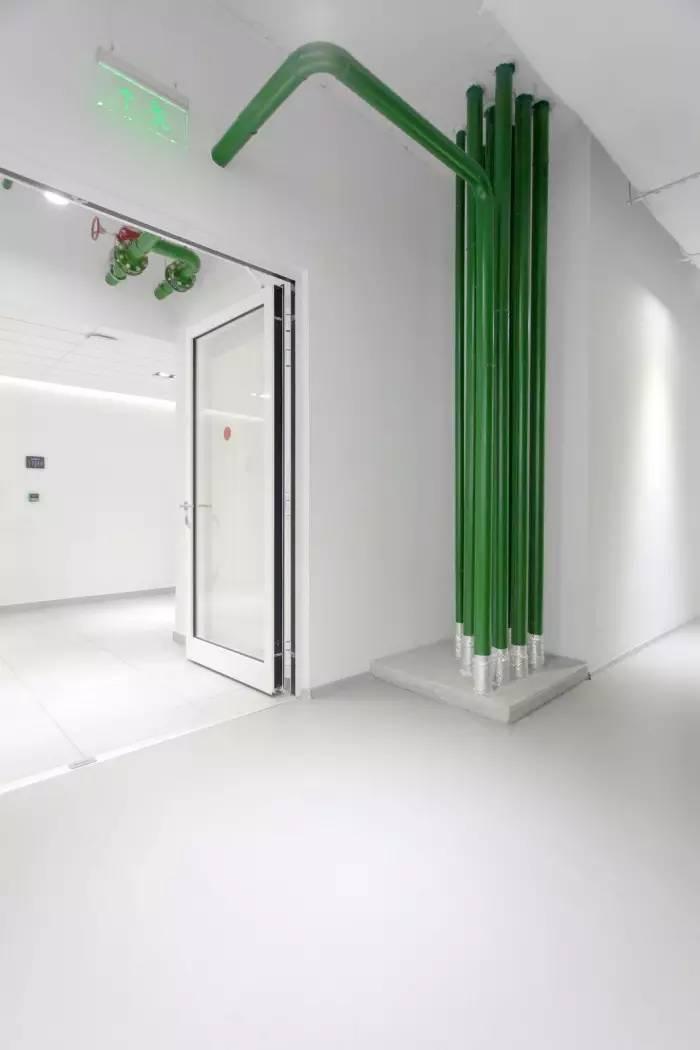上海写字楼装修- 【时尚简约】Essence伦敦办公空间设计