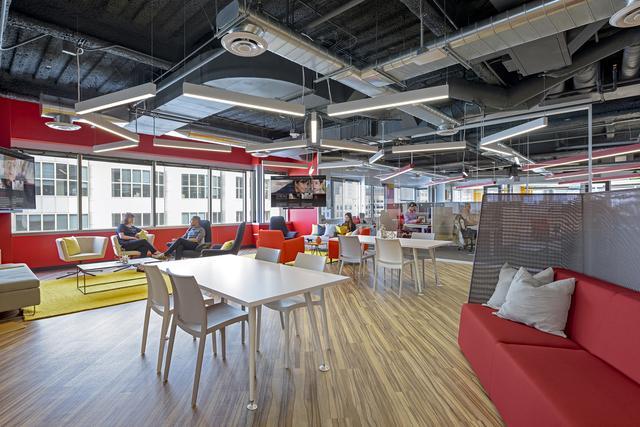 上海写字楼装修- 创意办公│Audentes总部办公空间设计