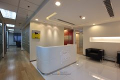 烟酒店装修设计上海办公室装修的审美文化