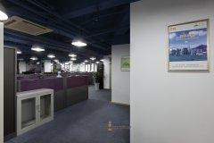 开放式办公室设计-办公楼装修设计的几个重中之