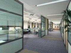 上海办公楼装修设计细节的关键性