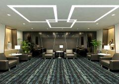 上海办公装修设计之地毯选购窍门和铺装