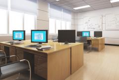 办公装修座位如何摆放注意哪些风水问题