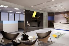 上海办公设计-办公室装修隔断的优点有哪些