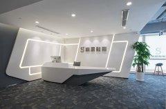 4000平互联网教育平台办公室设计装修效果