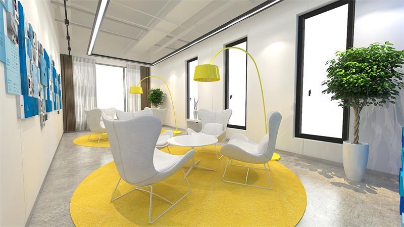 办公楼装修公司-办公空间装修装潢有哪些环保材(图1)